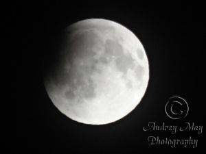 Blood Moon Eclipse 1