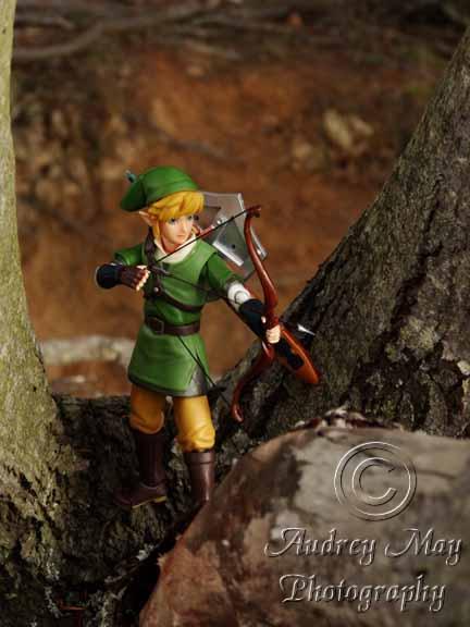 Link's Archery Practice